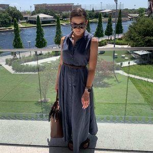 Free spirited Linen dress